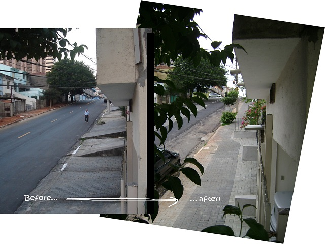 Principle of Sidewalks 4