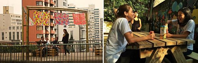 Brazil Tactical Urbanism Passanela