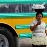 Mobile-based technology is transforming bus travel in cities like Jinotega, Nicaragua and making public transit more responsive to the needs of local communities. Photo by Adam Cohn/Flickr.