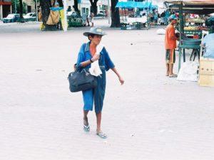 A Resident of Fortaleza, Brazil