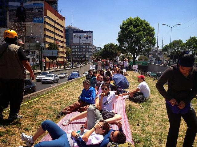 Picnic Mexico City Public Space