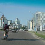 Almaty, Kazakhstan Bicycle