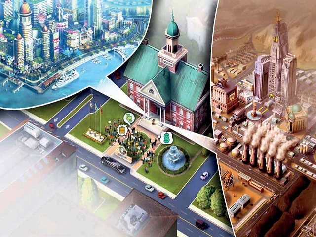 Beyond Sim City How Video Games Are Affecting City Planning Smart - Minecraft city spiele