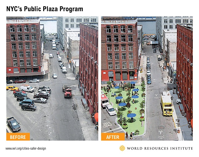 7 Proven Principles for Designing a Safer City: A Visual Look   Smart Cities Dive