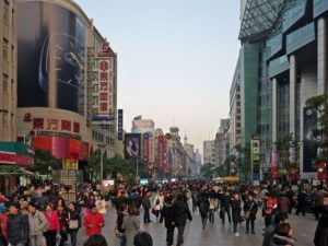 China's Pedestrianization: Reviving a Tradition of Walking for Healthier Cities