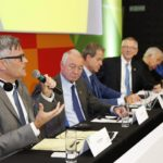 The Mayors' Summit kicked off today in Rio de Janeiro Brazil, allowing city leaders from across the globe to share their ideas on to create sustainable cities. (Photo: Mariana Gil/ EMBARQ Brasil)