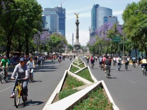 Day 2 of Mexico City's XI Congreso: New Climate Economy and Using Technology for Better Cities
