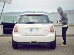 Leapfrog or Lock-in? Exploring the Potential Impact of Carsharing