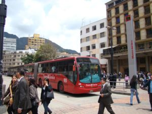 With a (Not So) New Mayor, Bogotá Refocuses Its Attention on Public Transport