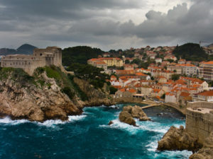 Dubrovnik, Croatia, where HBO's Game of Thrones films scenes of King's Landing. Photo by Víctor González/Flickr.