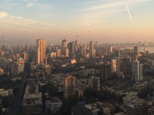 A view of the Mumbai Skyline. Photo Credit: Visphot/Flickr