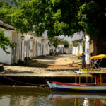 Riverfront of the Baia Carioca in Paraty, a municipality in the State of Rio de Janeiro, Brazil. Photo Credit: Rodrigo Soldon/Flickr