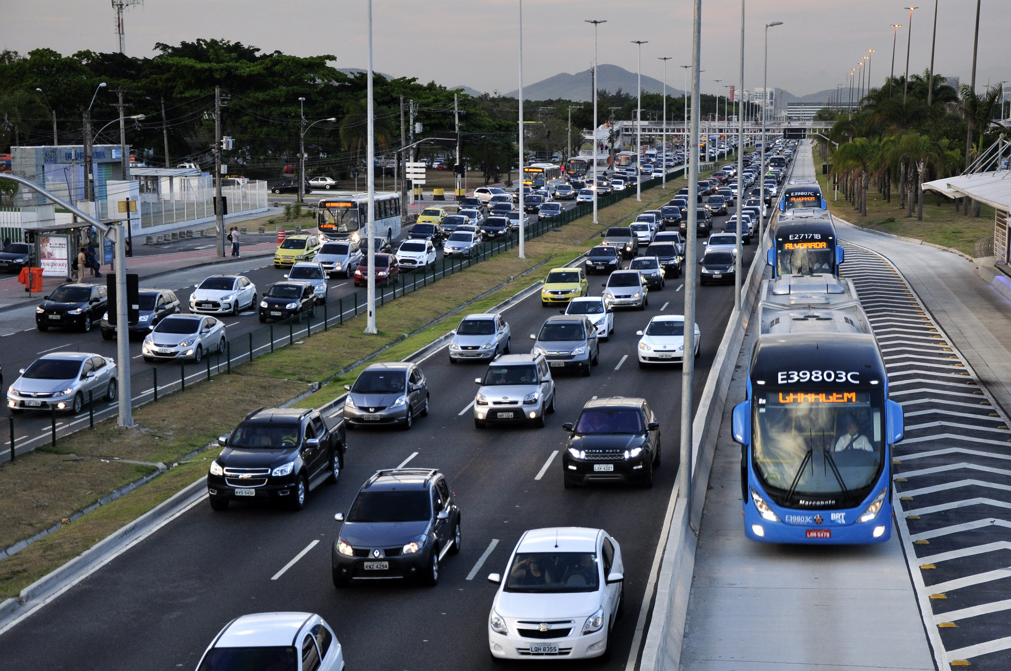 Rio Olympics Legacy Urban Mobility Thecityfix