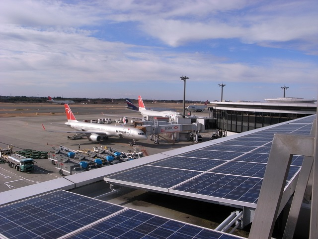 Bangalore S Airport To Become A Leader In Solar Energy