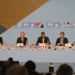 The Official Opening Plenary of Habitat III. Photo by Agencia de Noticias ANDES / Flickr