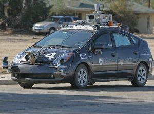 Autonomous Vehicles Can Make Citites Safer and More Efficient If Done Right. Photo by Ken Conley / Flickr