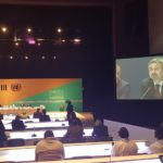 """Holger Dalkmann at the Business Assembly's session """"A Holistic Approach to Urban Sustainability."""""""