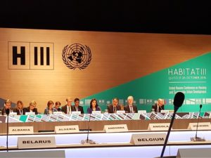 Live from Habitat III: Four Priorities for Creating Economically, Environmentally and Socially Resilient Cities