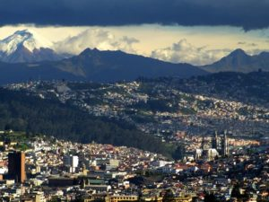 Quito, Ecuador, site of Habitat III. Photo by Cristian Ibarra Santillan / Flickr