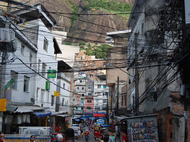 Donate A Car >> Friday Fun: Beyond the Map—Google Explores Rio's Slums ...