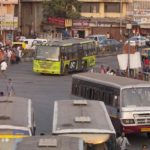 Bangalore Bus Network. Photo by Benoit Colin / WRI / Flickr