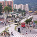 Medellin, Colombia integrates transport infrastructure to solve its transit challenges. Metroplús/WRI/Flickr