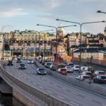 A congestion charge system in Stockholm has helped lower traffic volume and pollution, but hasn't been without controversy. Photo by Susanne Nilsson / Flickr
