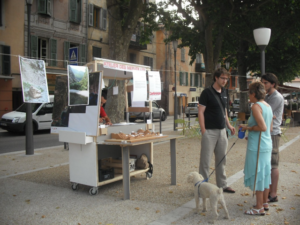 Design as Democracy: Barcelona's 'Carritos' Encourage a More Inclusive Urbanism