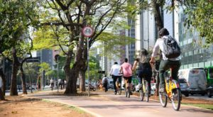 Bike Sharing Is Now a Viable Commuting Choice in São Paulo and Porto Alegre