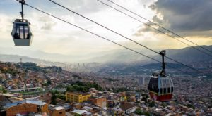 Urban Transformations: In Medellín, Metrocable Connects People in More Ways Than One