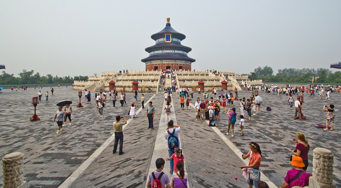 How Beijing Is Redefining Public Space with the Temple of Heaven —