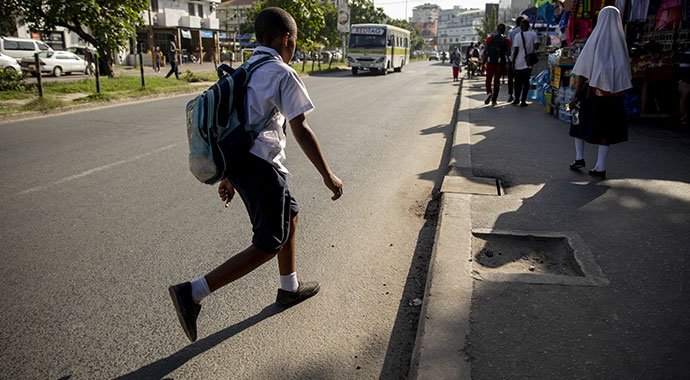 One Woman Saves Kids' Lives by Redesigning the Roads They Walk: Q&A with Ayikai Poswayo