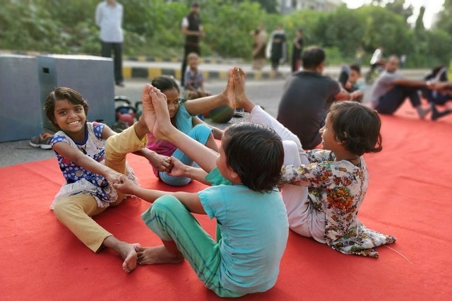 Raahgiri Is a Positive, Public Movement for ChangeTheCityFix