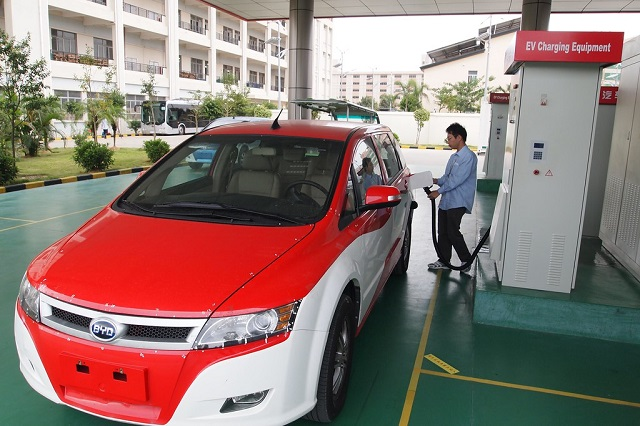 Hainan Bans All Fossil Fuel Vehicles What Does It Mean For Clean Transport In China Thecityfix