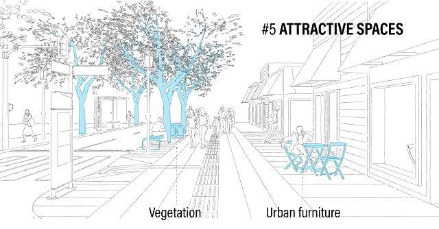 8 Principles to Better Sidewalks | TheCityFix