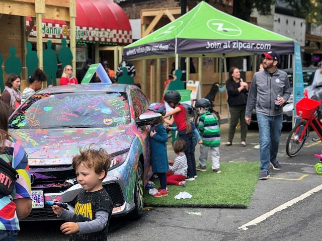 Washington Celebrates Its First Open Streets Day |TheCityFix