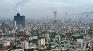 Expanding Mexico City's Air Quality Forecast To Help Citizens Live More Healthy Lives